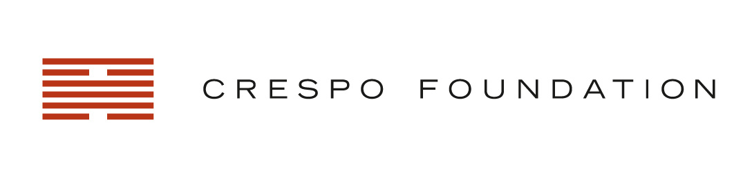 Logo der crespo foundation
