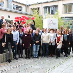 Gruppenaufnahme (Foto: ArbeiterKind.de)