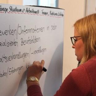 WarmUp: Übergang vom Studium in den Beruf (Foto: ArbeiterKind.de)