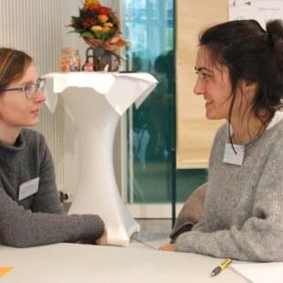 Momentaufnahme während der Veranstaltung (Foto: ArbeiterKind.de)