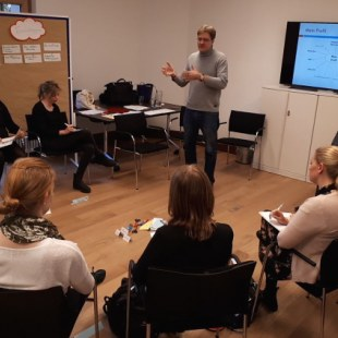 Workshop 2017 in Berlin: Vortragsrunde (Foto: ArbeiterKind.de)