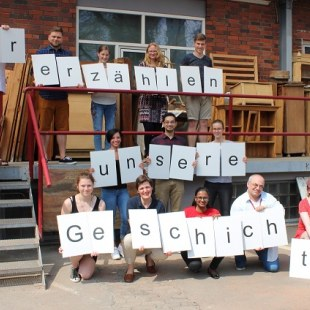 Regionaltreffen Kaiserslautern: Gruppenfoto (Foto: ArbeiterKind.de)