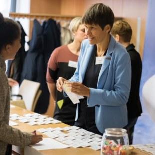EAN 2017: Herzlicher Empfang zur Konferenz (Foto: Rolf K. Wegst)