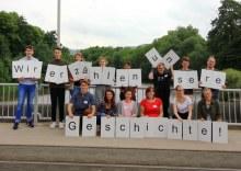 Gruppenbild vom vergangenen Workshop in Jena (Foto: ArbeiterKind.de/Daniela Keil)