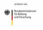 Logo des Bundesministeriums für Bildung und Forschung mit dem Link auf die Darstellung des Förderers